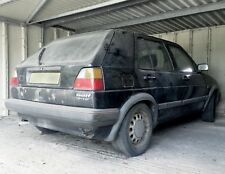 1991 VOLKSWAGEN GOLF MK2 DRIVER 1.6 BLACK 5-Dr AUTO (Project / Parts / Spares)