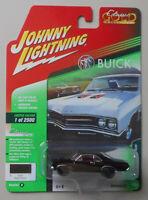 1967 Black Buick GS 400 JOHNNY LIGHTNING DIE-CAST 1:64