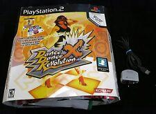 Konami Dance Dance Revolution X Dance Mat (Sony PlayStation 2) & Eye Toy