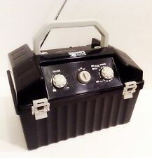Discovery Channel AM FM WB Radio w/ Detachable Light  - Vintage Multipurpose