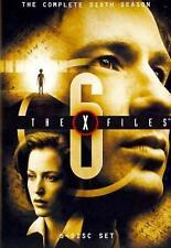 The X-Files - The Complete Sixth Season DVD box set