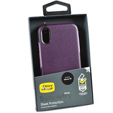 Genuine OtterBox Symmetry Series Rugged Slim Back Tough Case Cover For iPhone X