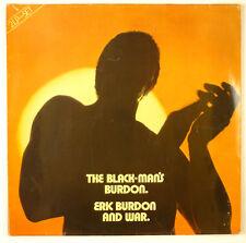 "2x12"" LP - Eric Burdon And War - The Black-Man's Burdon - k3575"
