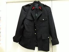 ancienne Veste pompier costume militaire deguisement soldat du feu