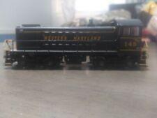 ho scale locomotives used