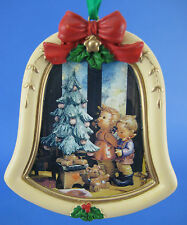 Hummel Wonder of Christmas Bell Tree Ornament