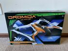 New Dromida XL 370 Ready to Fly RTF Micro Electric RC Quadcopter Drone : Blue