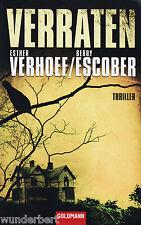 *- VERRATEN - Esther VERHOEF/ Berry ESCOBER  tb (2010)
