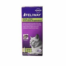 Ceva Feliway Pheromone Travel Spray for Cats 20 mL