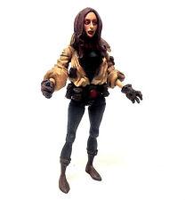 "Mezco Toys HELLBOY Comic Series 6"" Liz Sherman toy figure, not boxed RARE"