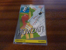 Sinclair ZX Spectrum - Alternative HOWZAT! Cricket