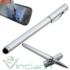 Pennino stylus pen per NGM Dynamic Star con penna a sfera SILVER S4Y