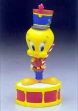 Goebel Looney Tunes Tweety Little Drummer Boy  Bird
