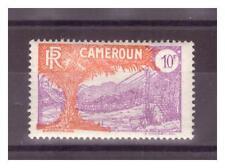 CAMEROUN .     N°  131   . 10 F     NEUF     * .SUPERBE.