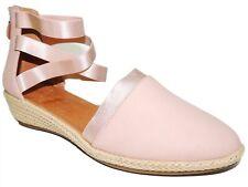Gentle Souls Women's Noa-Beth Espadrille Sandals Peony Size 9.5 M