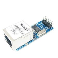 5PCS MiNi ENC28J60 Ethernet LAN Network Module For Arduino SPI AVR PIC LPC STM32