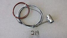 """Mini Coil Band Heater, 250W, 240V 3/4""""Dia x 2""""L, 6' leads, w/ Thermocouple"""