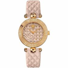 Versace Women's VQM040015 Vanitas Micro Analog Display Swiss Quartz Watch