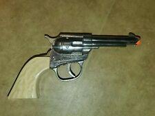 Vintage Daisy Cap Gun Nickel Plated Repeater