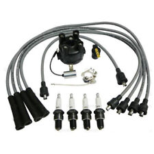 53180 S53180 Complete Tune Up Kit w/ Wires Fits Case International Harvester 284