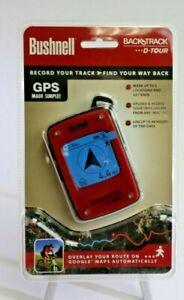 Bushnell Backtrack D-Tour GPS - Model 360300 - New Sealed Camping Hiking DS66