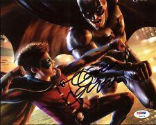 Jason O'Mara Batman Authentic Signed 8X10 Photo Autographed PSA/DNA #Y99274