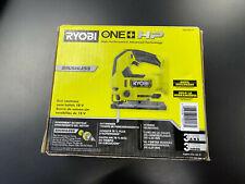 Ryobi PBLJS01B One HP 18v Brushless Cordless Jig Saw Tool Only - NEW