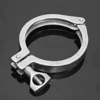 3'' 304 Stainless Steel Tri-clover Sanitary Fitting or Dairy Tri-clamp, 3 Inch