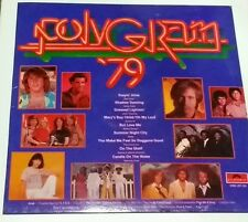 Polydor LP Malaysia, RARE, Polygram 1979 Bee Gees, Boney M, ABBA, The Wynners