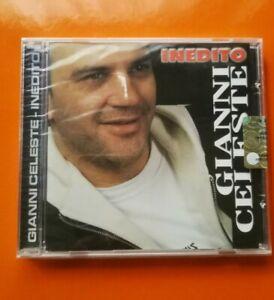 CD  GIANNI CELESTE INEDITO - MORE RECORD 6870  NUOVO SIGILLATO 2005