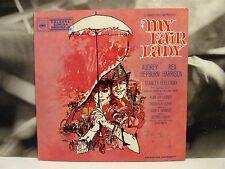 MY FAIR LADY - ORIGINAL SOUNDTRACK MONO LP EX/EX 1st PRESS ITA MONO 1964 70.003