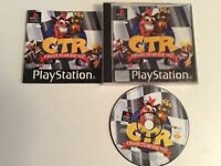 Psl Playstation 1 Ctr Crash Team Racing