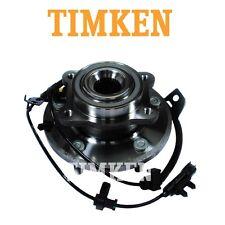 For Dodge Journey Rear Driver Left Wheel Bearing & Hub Assembly Timken HA590362