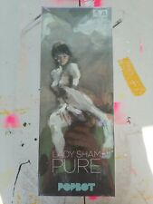 3A Toys ThreeA Ashley Wood 1/6 Scale Popbot Lady Sham Pure [Brand New]