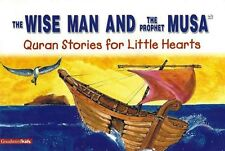The Wise Man and the Prophet Musa - Qur'an Stories for Little Hearts