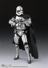 Star Wars Bandai SH Figuarts Last Jedi Captain Phasma Action Figure