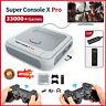 Super Console-X Pro 4K HDMI WiFi Retro HD TV Box Video Game Console with 64 GB