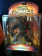 Lara Croft Tomb Raider Shadow Guardian Figurine (le berceau de la vie) RARE