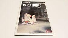 Pacush Blues T7 Variations EO / Ptiluc // Vents d'Ouest