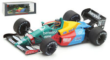 Spark S5202 Benetton B188 #20 3rd Canadian GP 1988 - Thierry Boutsen 1/43 Scale