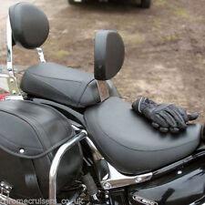 Selles et sièges en chrome pour motocyclette Suzuki