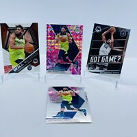 KARL-ANTHONY TOWNS 2019-20 Panini Mosaic Pink Camo #83 Timberwolves  Lot (4) Pwe