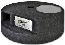 Axton AXB20STP Aktiv Subwoofer Reserverad Bass mit Endstufe Verstärker KFZ Auto