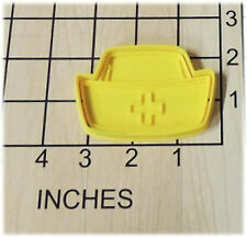 Midwife Hospital Nurse cap/Hat Shaped Cookie Cutter and Stamp #1235