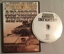 Armored Infantry (DVD OOP R11 2006) The Encyclopedia Of Modern Armor