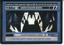 Star Wars CCG Dagobah Limited BB Executor: Meditation Chamber