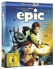 EPIC, Verborgenes Königreich (Blu-ray 3D + Blu-ray Disc + DVD) NEU+OVP