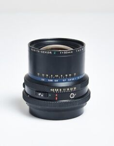 Mamiya 50mm f4.5 Wide angle lens for RZ 67