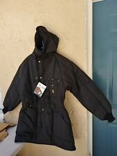 RefrigiWear Men's Iron-Tuff Ice Parka w Hooded Water-Resistant Insulated Coat XL