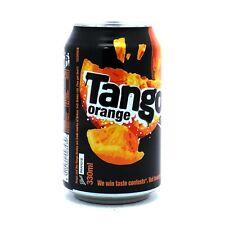 TANGO ORANGE Fizzy Soft drink / Soda Pop 24 x 330ml ( pack of 24 )